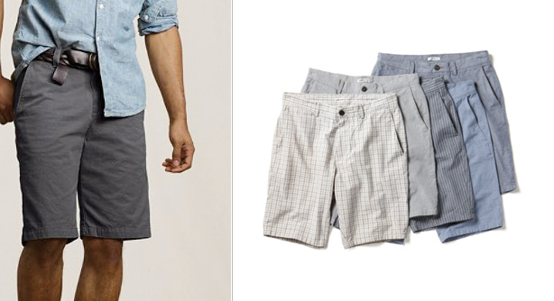 shorts for summer - effortlessgent.com