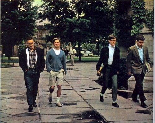 Classic style, circa late 1960s