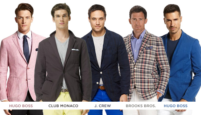 Sportin' in the Heat: How to wear a sport coat when it's hot as ...