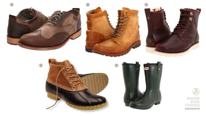 Keep Your Feet Dry: What shoes to wear in the rain and ...